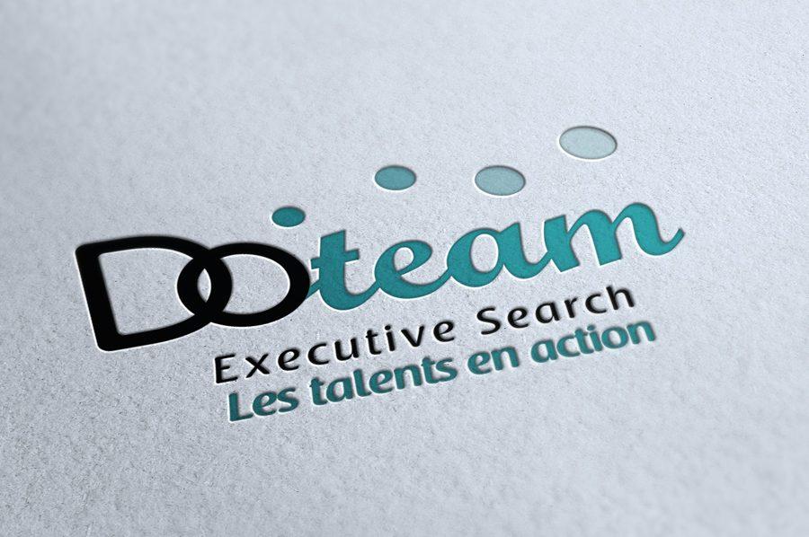 Doteam - création de logo, identité visuelle