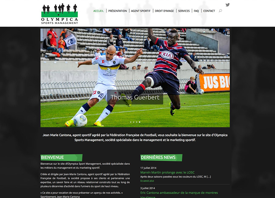 site internet Jean-Marie Cantona